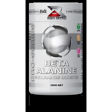 BETA ALANINE Increased Endurance