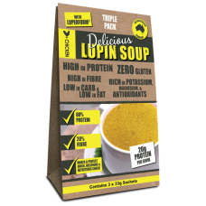 Chicken Lupin Soup - Triple-Pack