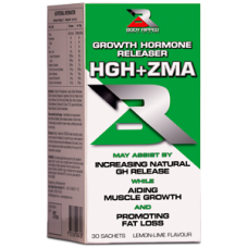 HGH + ZMA - Growth Hormone Releaser