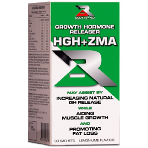 HGH + ZMA