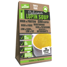 Veggie Lupin Soup - Triple-Pack